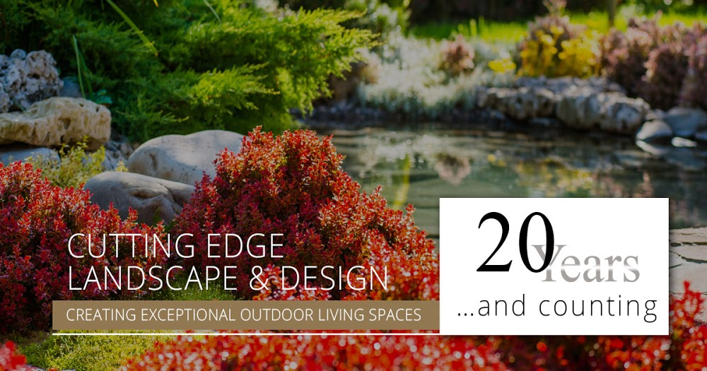 Cutting Edge Landscape & Design