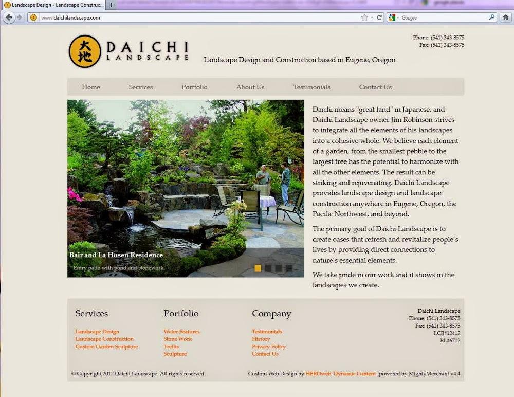 Daichi Landscape