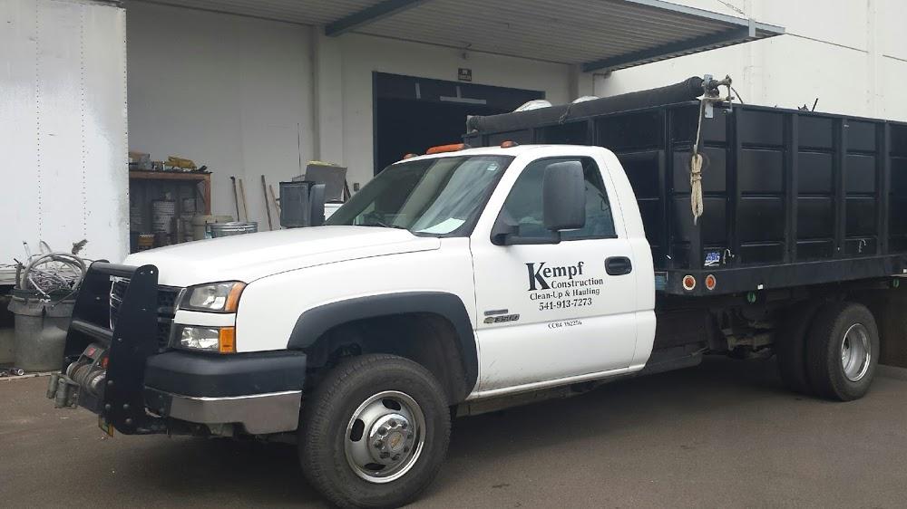 Kempf Construction – General Contractors – Eugene, Oregon