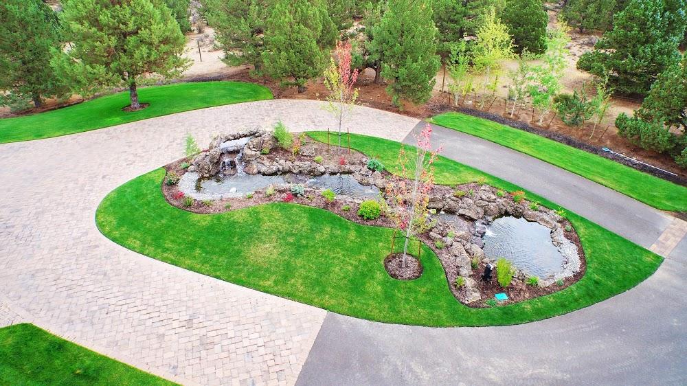 Springtime Landscape & Irrigation