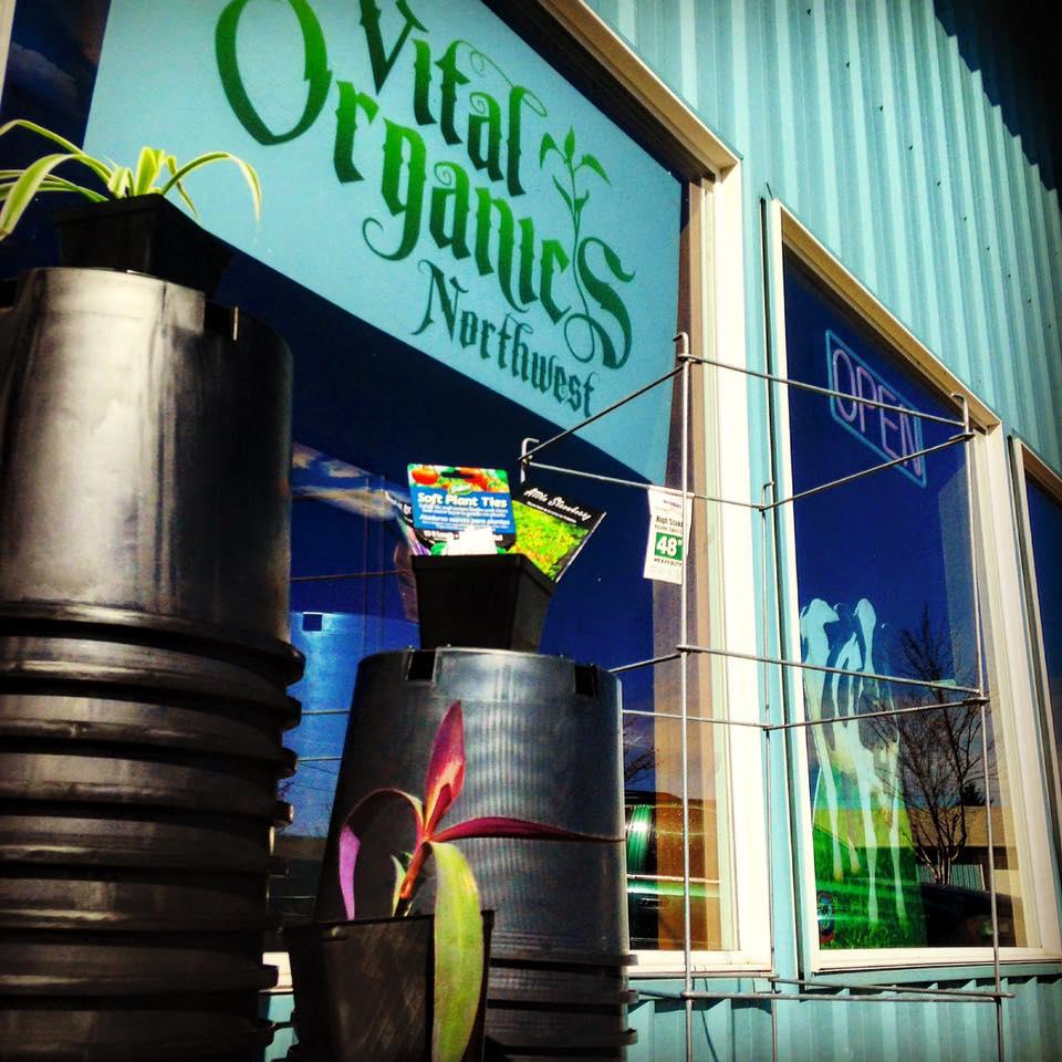 Vital Organics Northwest