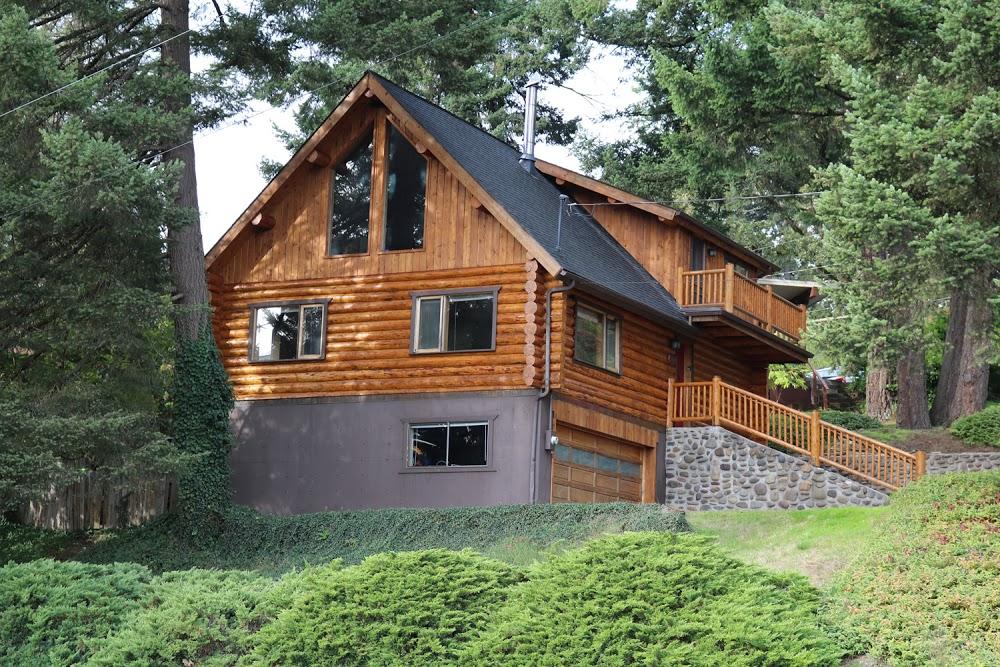 Oregon Log Home Repair By Restoration Solutions LLC