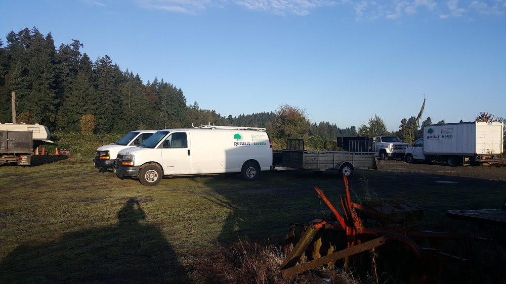 Russell's Landscape Services Inc